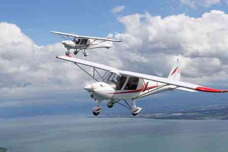 Durham Aerosports - 30 Minute Flight Experience - Save 0%