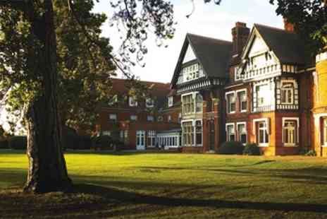 Woodlands Park Hotel - 2 AA Rosette Meal for 2 - Save 49%