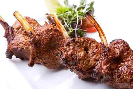 Bangla Lounge - Indian Main Course for Two or Four with Sides to Share - Save 50%
