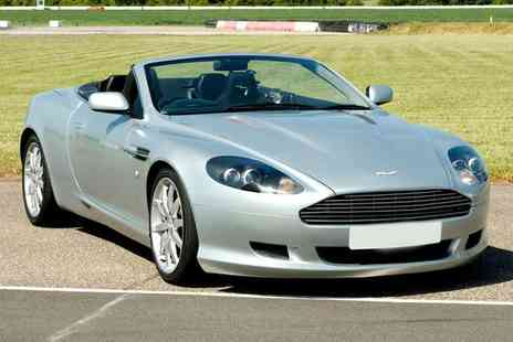 Into the Blue - Aston Martin Driving Experience from Into the Blue - Save 20%