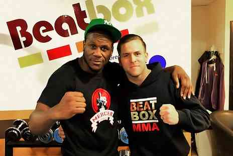 BeatBox Gym - One Month Gold Membership and Classes plus Joining Fee for One or Two - Save 80%