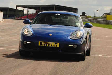 Buyagift - Porsche Caymen thrill driving experience - Save 0%