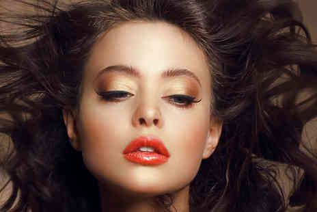 London Ladies - Semi permanent makeup on one or two area - Save 72%
