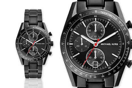 Class Watches - Michael Kors MK8386 Accelerator Chronograph watch - Save 40%