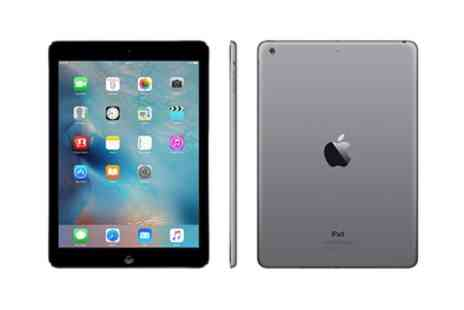 Goldboxdeals - Refurbished Apple iPad Air 16GB or 32GB WiFiin Space Grey With Free Delivery - Save 0%