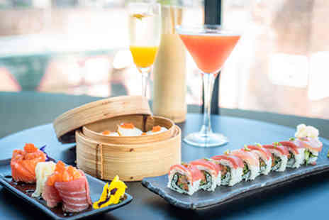 Gilgamesh - Three Course Meal with Sparkling Cocktail - Save 52%