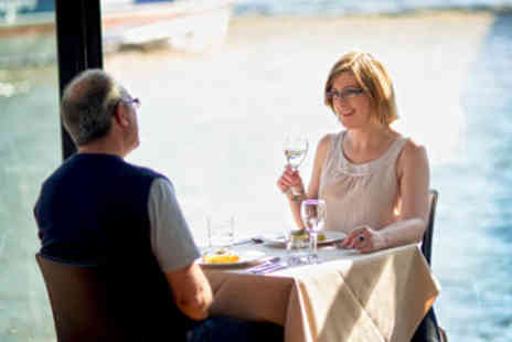 Bateaux London - Thames Lunch Cruise for Two - Save 0%