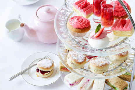 Radisson Blu - Pink Champagne Afternoon Tea for Two - Save 0%