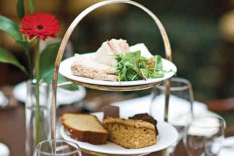 Classic Lodges Hotel - Deluxe Afternoon Tea for Two - Save 0%