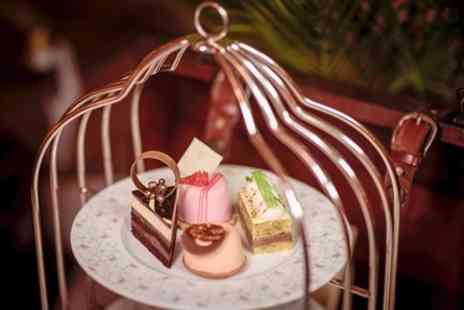 Art Deco Park Lane Hotel - Signature Bird Cage Afternoon Tea for Two - Save 0%