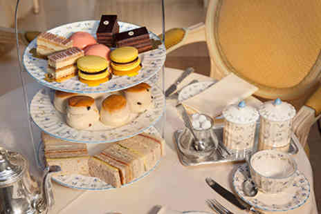 The Ritz - Afternoon Tea for Two - Save 0%