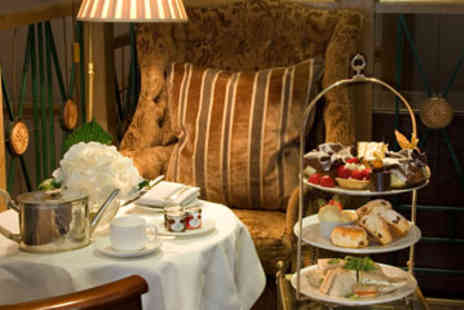 The Palace Hotel - Afternoon Tea for Two at the 4 Star Rubens - Save 0%