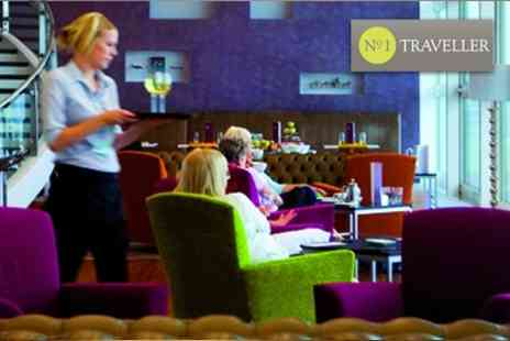 No1traveller.com - VIP Entry to Executive Airport Lounges Plus One Year Membership for £12 - Save 72%