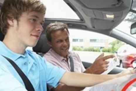 Fishers Driving School - Three Hours of Driving Tuition - Save 85%