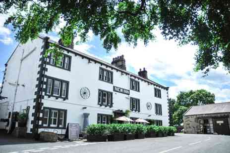 The New Inn - One Night Yorkshire Dales Escape for Two - Save 0%