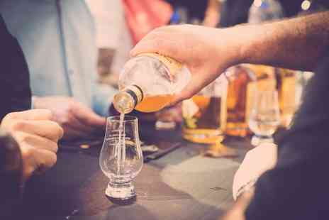 The Whisky Lounge - Entry to Birmingham Whisky Festivali on 12 Nov - Save 11%