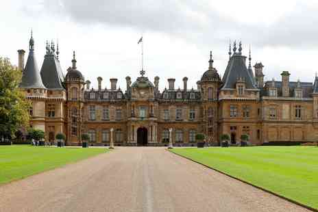Chigwell Tours & Visits - Waddesdon Manor Tour for One or Two with Chigwell Tours and Visits - Save 25%