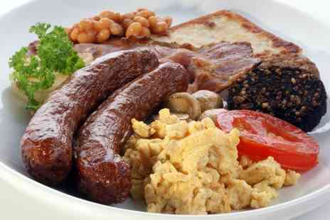 Coulby Kitchen - Full English Breakfast and Coffee or Pot of Tea for Two - Save 57%