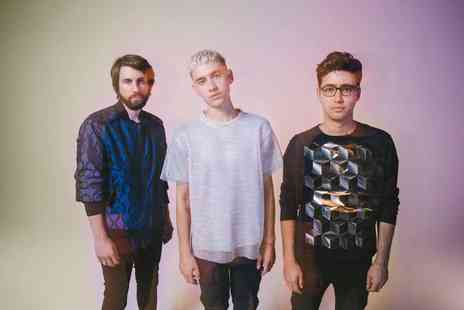 Party in the Parc - Two tickets to see Years & Years perform Party in the Parc on Friday 12th August - Save 0%