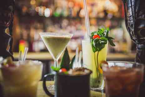 Hula West - Four cocktails include Mai Tai, Mojito, Caipirinha, Pina Colada and more - Save 53%