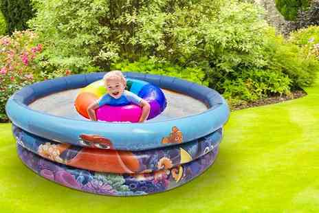 Linen Ideas - Inflatable Finding Dory paddling pool - Save 44%