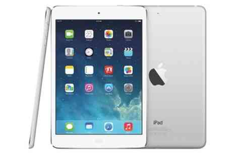 3 STEP IT - Refurbished Apple iPad Mini 2 16GB Retina White With Free Delivery - Save 0%