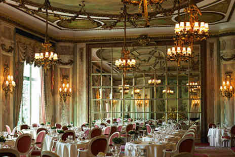 The Ritz - Sunday Lunch for Two - Save 0%