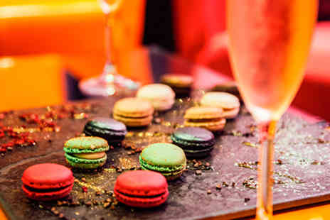 Cake Boy - Champagne and Mini Macaroons for Two - Save 0%