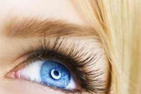 Boutique Beauty - Semi permanent Hollywood lashes and a Perfect Definition brow treatment - Save 75%