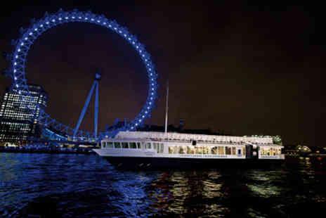 Bateaux London - Classic Thames Dinner Cruise for Two - Save 0%