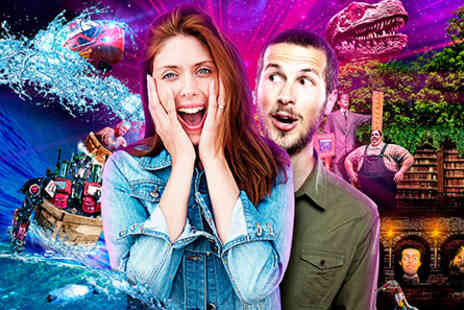 Planet Hollywood - Visit Ripleys Believe it or Not with Meal for Two - Save 0%