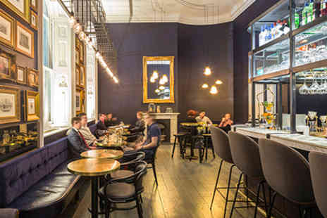 Somerset House - Seasonal Cocktail and Premium Sharing Board for Two - Save 0%