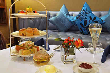 Montcalm Hotel - Champagne Afternoon Tea for Two - Save 33%