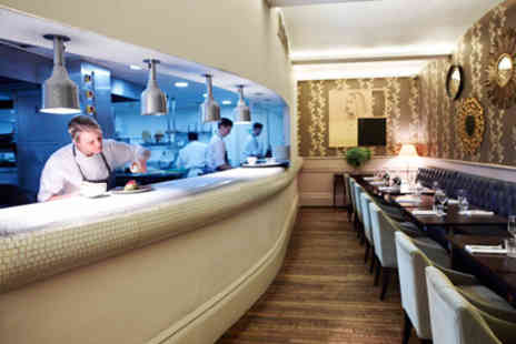 Gordon Ramsay - Three Course Lunch with Bellini for Two - Save 0%