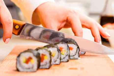Fine Dining Restaurant  Kouzu - Sushi and Cocktail Masterclass for Two - Save 30%