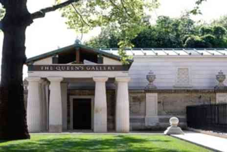 Queen's Gallery - Afternoon Tea for Two - Save 0%