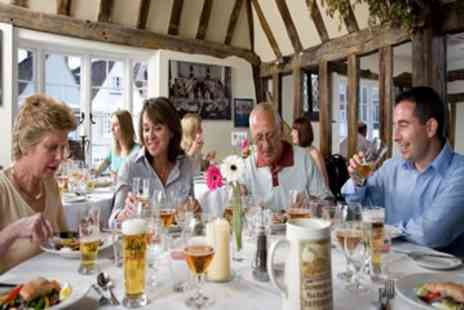 Shepherd Neame - Beer and Food Evening for Two - Save 0%