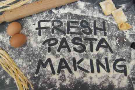 La Cucina Caldesi - One Day Pasta Making Workshop with Lunch - Save 0%
