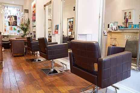 Crystalise Salon - Wash, Haircut and Blow Dry - Save 24%