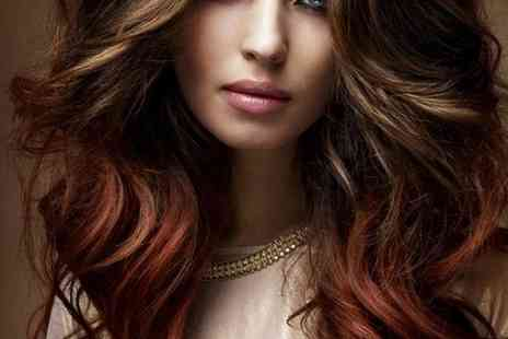 Gusto Hairdressing - Ombre Hair Colour - Save 56%