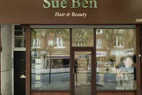 Sue Ben Hair and Beauty - Highlight Treatments incl. Blow Dry - Save 32%