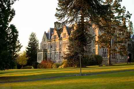 Ashdown Park Hotel - One Night Ultimate Relax Spa Break - Save 25%