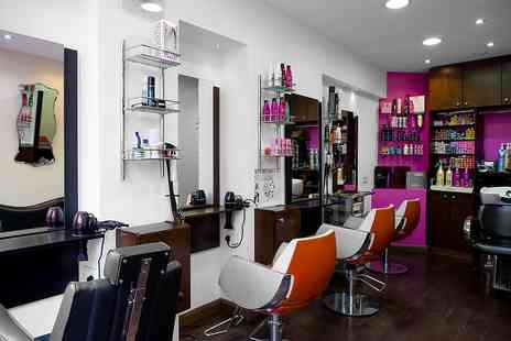 Groovy Hair Salon - Wash, Cut and Blow Dry - Save 25%