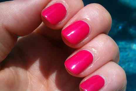 Beauty - OPI Gel Nails Session - Save 0%