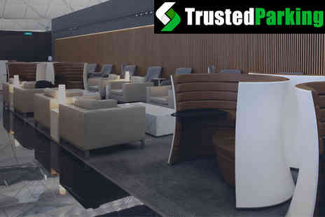 Trusted Parking - Airport Lounge Passes - Save 0%