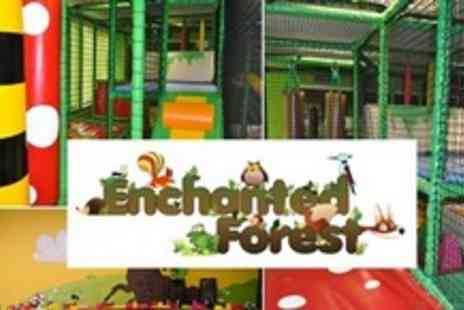 Enchanted Forest - Ten Family Passes to Enchanted Forest - Save 90%