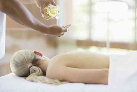 The Beauty Room - Choice of One-Hour Aromatherapy or Swedish Massage - Save 0%