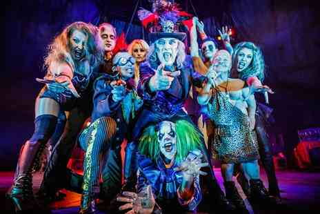 The Circus of Horrors - The Circus of Horrors One Ticket 21 To 22 October, Wookey Hole, Wells - Save 50%