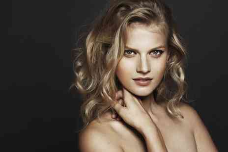 Air Salon - Cut and Blow Dry with Half Head Highlights or Full Head Colour - Save 67%
