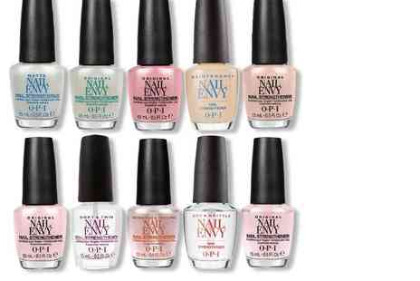 Miisee - OPI Nail Envy 15ml choose from ten treatments - Save 49%